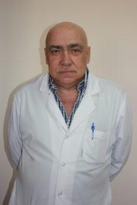 Кунаев Андрей Вячеславович-заведующий отделением скорой мед помощи