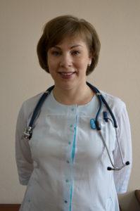 Орлова Анна Сергеевна врач-невролог отделение диализа